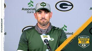 LaFleur Discusses Need For Packers To 'Balance Being A Football Player & Tackling Racial Injustices'