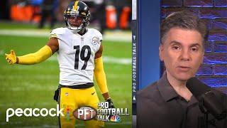 Why didn't JuJu Smith-Schuster's market materialize? | Pro Football Talk | NBC Sports