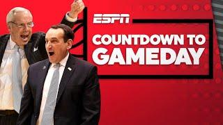 Is North Carolina vs. Duke still the best rivalry in college basketball? | Countdown to GameDay
