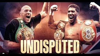BREAKING NEWS! TYSON FURY AND ANTHONY JOSHUA SIGN A TWO FIGHT DEAL AS PER ESPN!