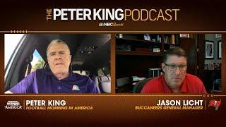 Jason Licht hyped for Bucs' 2020 run: 'Never bet against Tom' | Peter King Podcast | NBC Sports