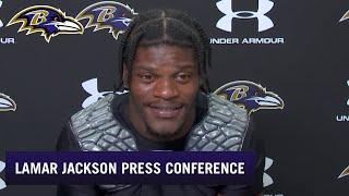 Lamar Jackson Can't Wait to See the Rookies in a Game  | Baltimore Ravens