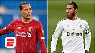 Who's better: Liverpool's Virgil van Dijk or Real Madrid's Sergio Ramos in his prime? | Extra Time