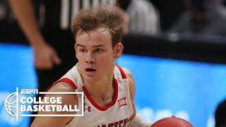 Mac McClung has 18 points and a monster block for Texas Tech vs. SHS | ESPN College Basketball