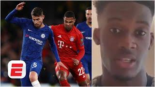 Callum Hudson-Odoi talks Bayern Munich vs. Chelsea & targeting trophies | ESPN FC