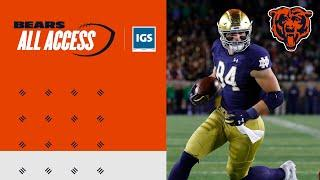 Kmet on being drafted by Bears   Chicago Bears All Access