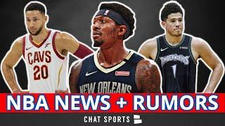 NBA Trade Rumors On Ben Simmons To The Cavs, Bradley Beal, Devin Booker + News On Nets Head Coach