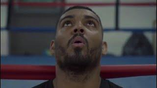 S-JAM BOXING SIGN SOLOMON DACRES - (DANIEL DUBOIS' MAIN SPARRING PARTNER FOR JOE JOYCE FIGHT!)
