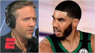 Max Kellerman on Heat vs. Celtics: Bam Adebayo's block on Jayson Tatum and Gordon Hayward