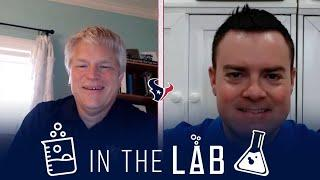Anthony Weaver impact, virtual adjustments | Houston Texans In the Lab