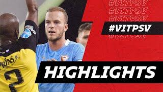 No points in Arnhem , injury time penalty cancelled by VAR | HIGHLIGHTS Vitesse - PSV
