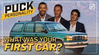 What was your first car? | Puck Personality | NHL