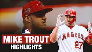 Mike Trout - Best Recent Highlights (Angels star never slows down!)