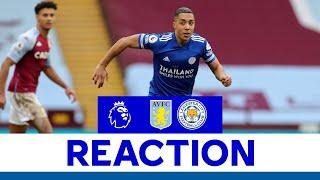 'We Dug Deep' - Youri Tielemans | Aston Villa 1 Leicester City 2