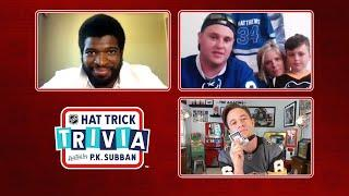 Hat Trick Trivia: Episode 11 | Hosted by P.K. Subban