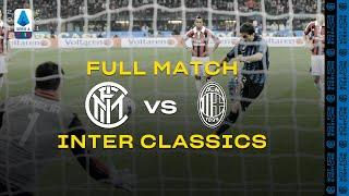INTER CLASSICS with CORDOBA | FULL MATCH | INTER vs AC MILAN | 2011/12 SERIE A TIM #DERBYMILANO