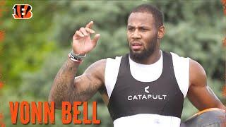 GEICO Locker Room: Vonn Bell Works Out at 4am Daily to Prepare for the Season | Cincinnati Bengals