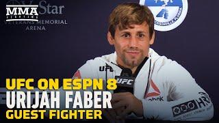 UFC on ESPN 8: Urijah Faber Disagrees With Henry Cejudo vs. Dominick Cruz Stoppage - MMA Fighting