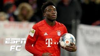 Alphonso Davies becoming a world class payer with Bayern Munich – Steve Nicol | Bundesliga