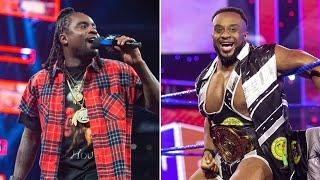 How Wale became the voice of Big E's entrance song: WWE 24 extra