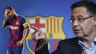 Why FC Barcelona actually WANTED Lionel Messi to leave the club | Oh My Goal