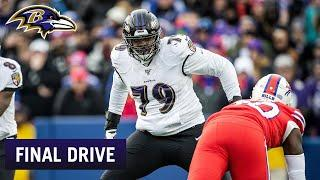 Ronnie Stanley Is Chasing Perfection | Ravens Final Drive