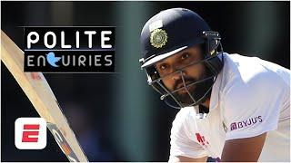 Is Rohit Sharma the best Test opener?! | #PoliteEnquiries | India vs. England 3rd Test