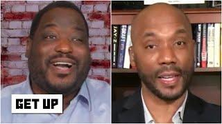 'Weren't you cheerleading for the Cowboys?' - Louis Riddick calls out Damien Woody | Get Up