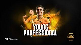 Pedro Neto named Wolves Young Professional of the season | Best moments from his first year