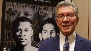 """""""EVEN WITHOUT TITLES [AJ-FURY] IS A FIGHT WE NEED TO SEE!' MICHAEL BUFFER BRUTAL HONESTY"""