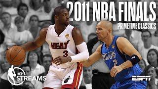 How Jason Kidd and the Mavs upset LeBron and Dwyane Wade's Heat in the 2011 Finals | Hoop Streams