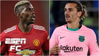 Paul Pogba or Antoine Griezmann: Which player will turn things around first? | ESPN FC Extra Time