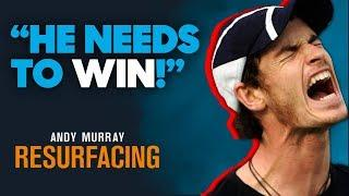 Why Andy Murray Questions EVERYTHING