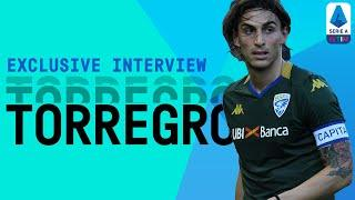 """""""My debut in Serie A happened at San Siro. It was incredible""""   Exclusive Interview   Serie A TIM"""