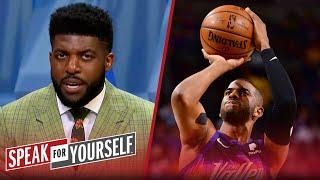 The Suns will not beat the Lakers again without Chris Paul — Acho | NBA | SPEAK FOR YOURSELF