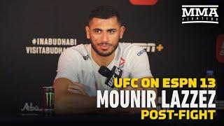 Mounir Lazzez Wants to Put 'Idiot' Mike Perry In His Place For Teammate Darren Till - MMA Fighting