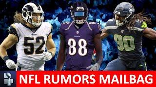 NFL Rumors: Dez Bryant To The Ravens? Clowney To The Dolphins? Clay Matthews To Seahawks? | Mailbag