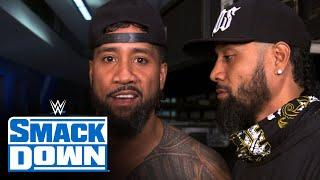 Jey Uso knows everything's on the line at WWE Hell in a Cell: SmackDown Exclusive, Oct. 23, 2020