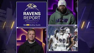 Ravens Report: Big Game Against a Familiar Foe