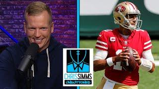 NFL Week 4 Preview: Philadelphia Eagles vs San Francisco 49ers | Chris Simms Unbuttoned | NBC Sports
