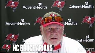 Bruce Arians on Kicking Competition and Injury Updates | Press Conference