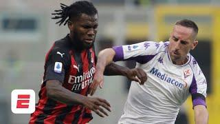 AC Milan vs. Fiorentina analysis: Rossoneri get 'BIG WIN' without Zlatan Ibrahimovic | ESPN FC