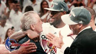 How LeBron out-Godfathered Pat Riley and potentially sparked the Heat's Finals fun | NBA Countdown