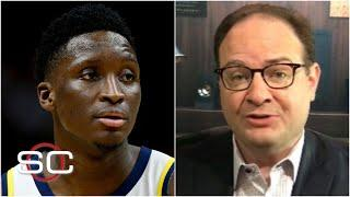 Pacers' Victor Oladipo is still undecided about playing in Orlando | SportsCenter