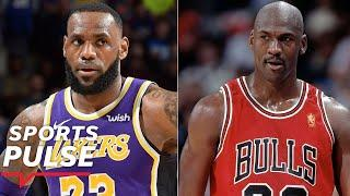 LeBron vs. Jordan: Does the debate sway after another title for James? | SportsPulse