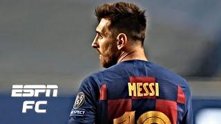 Barcelona will not see the same Lionel Messi again after this debacle – Craig Burley | ESPN FC