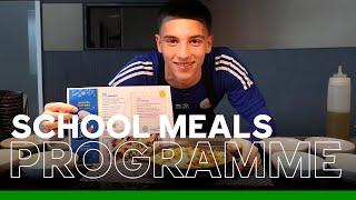 Chef Luke Thomas | Leicester City Support Local Children On Free School Meals