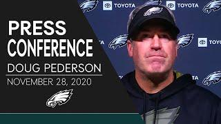 Doug Pederson Speaks on Lane Johnson's Injury and more | Eagles Press Conference