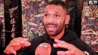 KELL BROOK RAW! - ON CRAWFORD, RESPONDS TO HEARN/SKY, FROCH 'CASH OUT' COMMENT & REVEALS NEW TRAINER