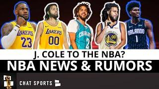 J. Cole To The NBA? | Jonathan Isaac Injury | Lakers Clinch #1 Seed | Schroder Leaves Bubble